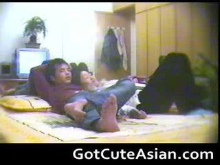 Chinese Pair Spy Webcam Asian Amateur