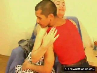 Senior donna haben porno
