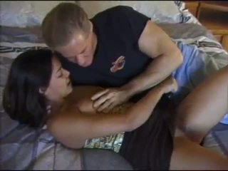 rated bed hot, full chica all, watch adriana full