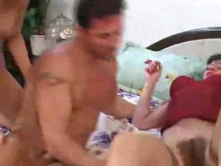 group fuck, pussy licking, ass fuck