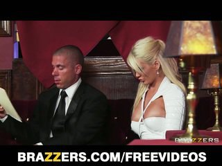 Alexis ford gets banged v the klub
