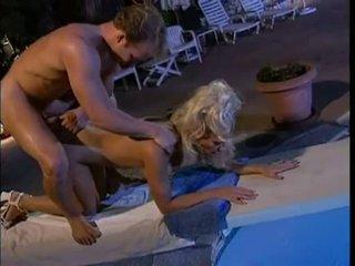 हॉट मिल्फ brittany andrews गड़बड़ कठिन और receives उसकी breasty बूब्स cumsprayed