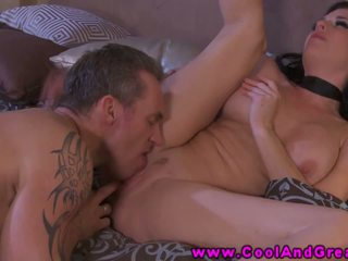 Veronica Avluv eaten out and fucked hard