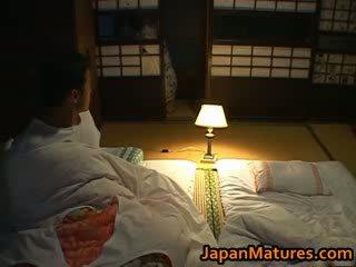 Chisato shouda lepo zreli japonsko