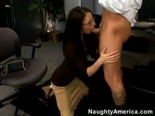 Hot LaTina Veronica Jett Blows A Long Hard Meatpole