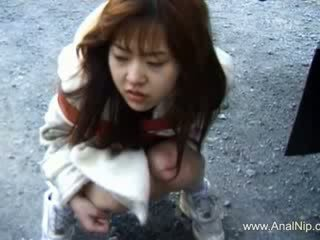Korean pussy beautifully destroyed