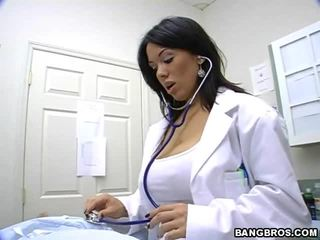 Doctor Fulfills Her Nasty Wants (Bang Bros » MILF Soup)