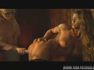 Busty Babe Nikki Benz And Rita Faltoyano Having A Wild LesBian Actionionion