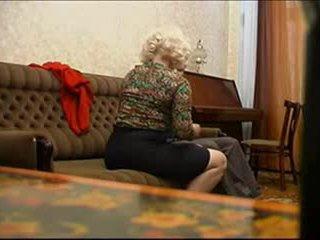 матусі, старий + молодий, російська, карлики