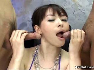 väčšina japonec, veľký ázijský príťažlivé