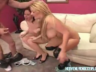 Gianna Michaels & Sophie Dee