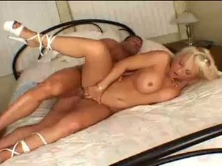 Vidz: Busty blonde victoria spencer gets drilled hard