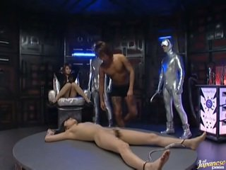 Jolie nana est tortured