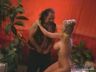 Vicky Vette is back with the legendary Ron Jeremy
