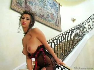 Lusty Babe Is Dancing Strip Dances And Shitting In The Same Time