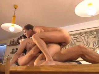 oral sex, sehen doppelpenetration heiß, spaß vaginal sex jeder