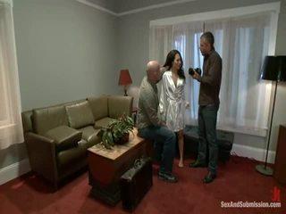 Asa akira acquires তার feeble এশিয়ান পাছা হার্ডকোর