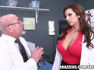 fresh brunette real, big boobs, nice reverse cowgirl full