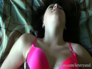 Amateur alisa ford erste zeit anal tryout