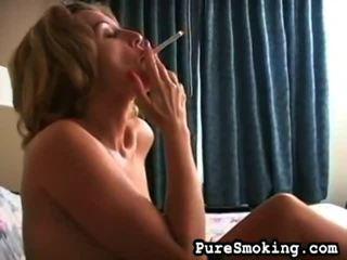 Smokin' Alexandra Likes It
