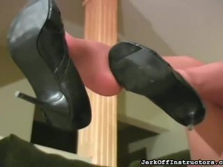 Self Abuse In Cocoa Tights