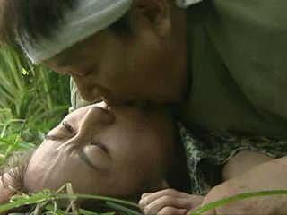 Rough outdoor sex outside Tokyo Video