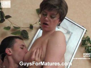 vana noor sugu, täis mature porn kuum, young girl in action kõige