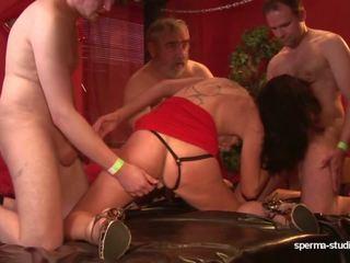 Σπέρμα γαμήσι από συμμορία - leonie lasalle - p 1 -, hd πορνό 6c