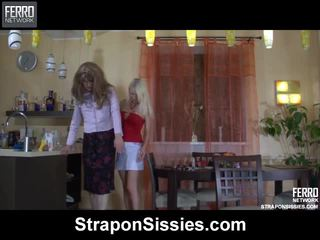 Hilda And Ernest Pecker Sissysex Video