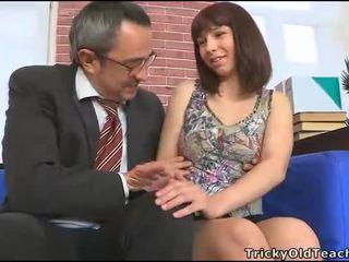 Sensual tutoring dengan guru