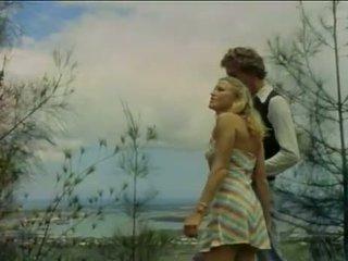 02 retro oděná žena nahý mužské od eruption 1977 john holmes