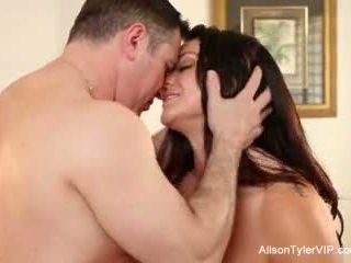 Alison tyler gets inpulit greu