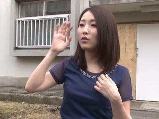 brunetă, japonez, vaginale masturbare