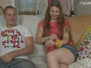 Італійська мама і син сперма в мудак