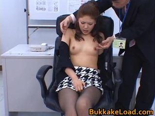 jaapani, oriental, tuss ja dildo