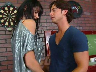 Eva seduces Step-son