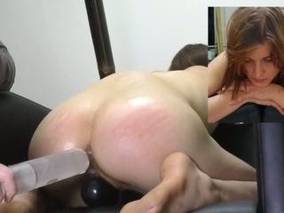 Miss April's Kneeling Enema Injection, Porn 86
