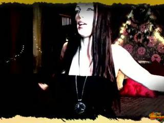Morgana pendragon priestess a avalon él webkamera előadás breast csúfolás recording