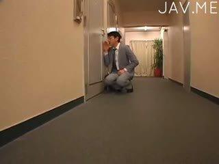 japoński, amator, ręczna robota