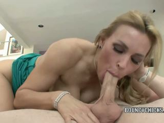 blondes, all big boobs, all matures