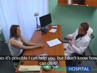 Fakehospital holiday maker strikes a ทางเพศ การจัดการ
