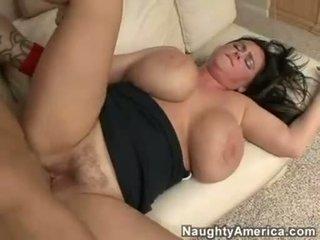 великі цицьки, зрілий, подивитися порнозірок повний