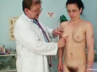 성숙한, physicals, 무료 검경 완전한