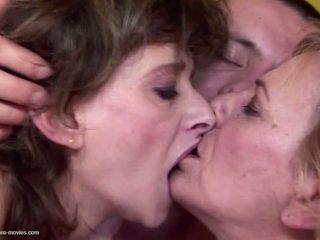 gruppen-sex, beobachten grannies jeder, sie reift