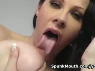 Crazy Chick Gianna Michaels Is Ready For Intense Titty Fucking Action For Nasty Facial