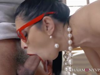 Strict Russian Teacher, Free Harmony Vision Porn Video 30