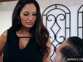 Brazzers - Hot milf Ava Addams loves big cock