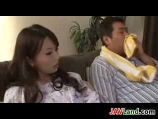 japanse, pijpbeurt, amateur