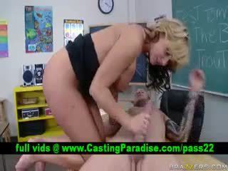 Nikki Sexx Blonde Fucking At School