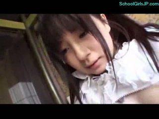 schüler, mehr jung beobachten, japanisch